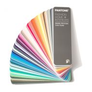 [2020 NEW] PANTONE FHIP310N Metallic Shimmers Color Guide