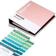 [2019 NEW] PANTONE GB1507A METALLIC CHIPS BOOK (Coated)