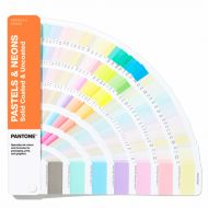 [2019 NEW] PANTONE GG1504A PASTELS & NEONS (Coated & Uncoated)