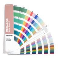 [2020 NEW] PANTONE GG1507A METALLICS GUIDE (Coated)