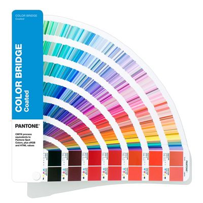 [2019 NEW] PANTONE GG6103A COLOR BRIDGE (Coated)