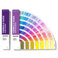 [2019 NEW] PANTONE GP1601A COLOR FORMULA GUIDE (Solid Coated and Uncoated)