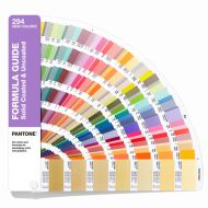 [2019 NEW] Pantone GP1601A-SUPL FORMULA GUIDE SUPPLEMENT (Solid Coated & Uncoated)