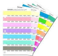 PANTONE Chips Replacement Page (Pastels & Neons)