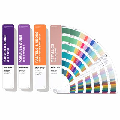 [2019 NEW] PANTONE GP1605A SOLID GUIDE SET